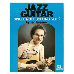 Jazz Guitar Single Note Soloing volume 2