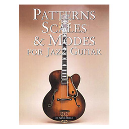 Patterns Scales & Modes for Jazz Guitar